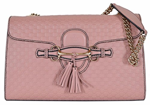Gucci-Womens-Micro-GG-Guccissima-Leather-Emily-Purse-Handbag-449635Soft-Pink
