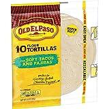 Old El Paso Flour Tortillas, Soft Tacos and