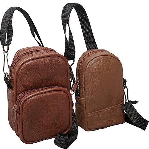amerileather-all-purpose-accessories-pouch-2-pc-set-brown