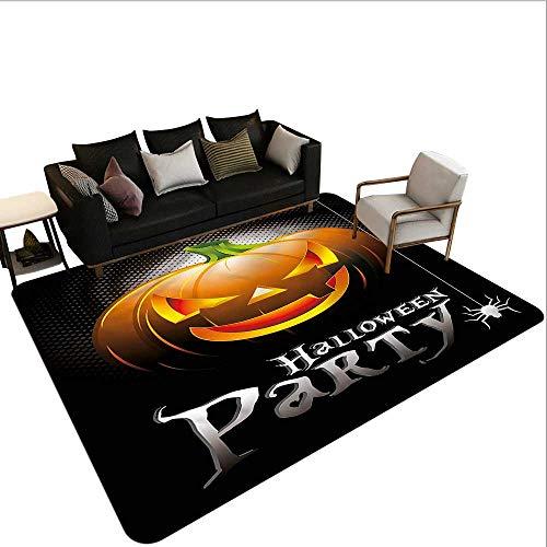 Halloween,Anti-Slip Coffee Table Floor Mats 60