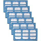 6PK Replacement Cat Mate Water Filter Cartridges Fit Cat Mate & Dog Mate Fountains...