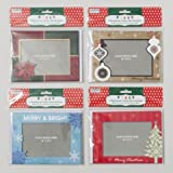 Ddi Christmas Photo Frame 6 pack Cards