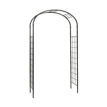 Amazon.com: Achla diseños Monet Arbor arco para jardín ...