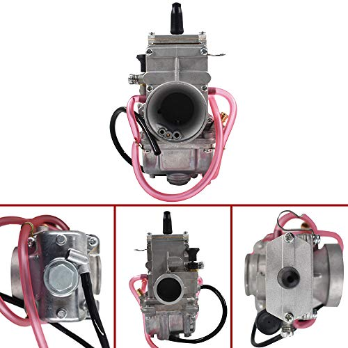 labwork_part Carburetor for TM32 TM 32mm 32mm Flat Slide Smoothbore Carb TM32-1