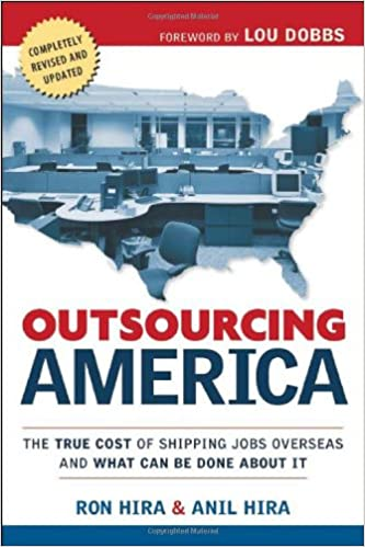 what is an effect of outsourcing jobs