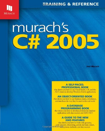 Murach's C# 2005