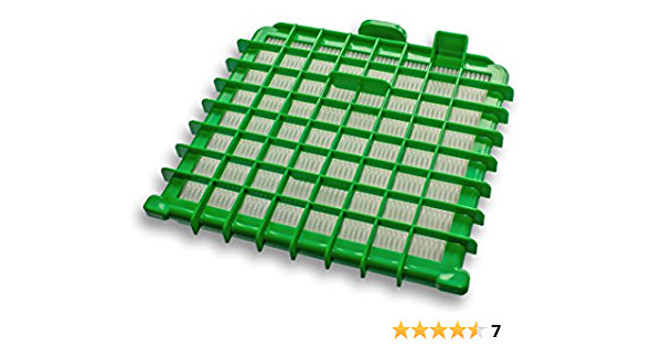 vhbw Filtro Hepa para aspiradoras Rowenta Silence Force, (Lock System), Compact, ExtrC*me, Extreme Compact como ZR002901.: Amazon.es: Hogar