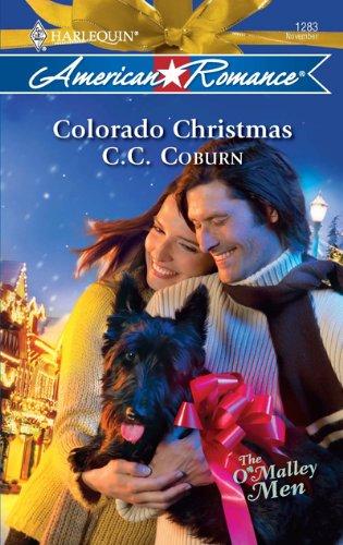 book cover of Colorado Christmas