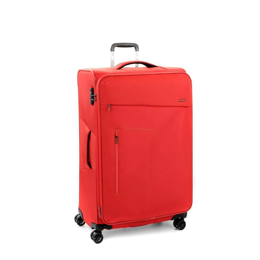 Roncato Actionスーツケース、75 cm、74リットル、レッド(Rojo) B07CYZLV1B