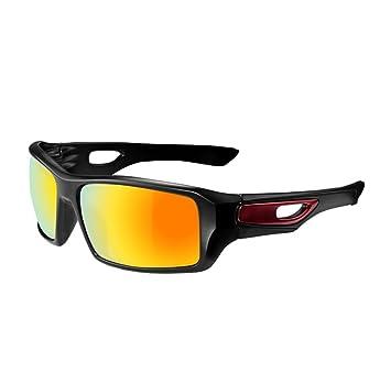 598f655018 RockBros polarizadas deporte gafas de sol – Bicicleta Ciclismo  Pesca/Camping/Golf gafas de