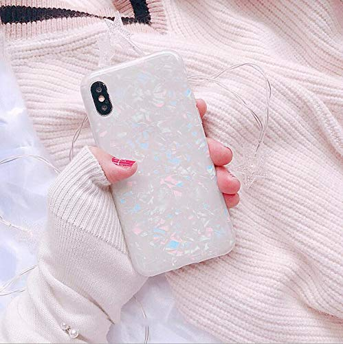 965366ec78be KUMTZO Compatible for iPhone Xs Max case,Cute Girls Women Sparkling Shiny  Soft TPU Silicone Back Cover for iPhone Xs Max 6.5 inch (2018 ...