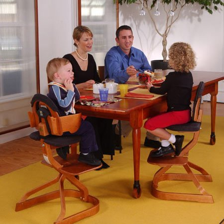 Wonderful Amazon.com : High Chair   Award Winning Svan Signet Essential High Chair    Grows With Your Child (Natural) : Childrens Highchairs : Baby