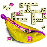 Olympic Bananagrams Board Game,Yellow