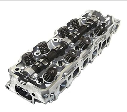 Amazon com: NEW Complete Cylinder Head Fits 85-95 Toyota 2 4