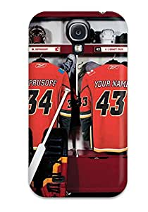 Hot calgary flames (19) NHL Sports & Colleges fashionable Samsung Galaxy S4 cases