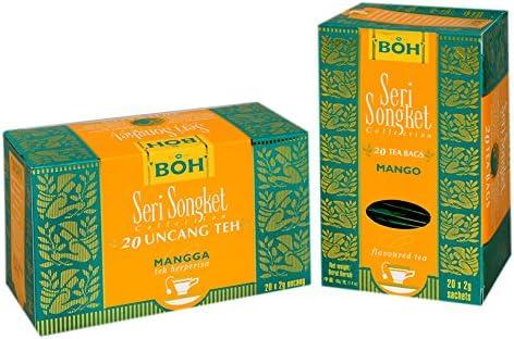 Cameron Highlands de lujo BOH te ? Boti mango (1 caja de 20 ...