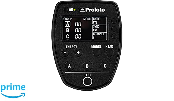 3 Groups Renewed Profoto TTL-S Air Remote for Olympus Cameras 8 Channels