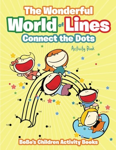 Download The Wonderful World of Lines: Connect the Dots Activity Book pdf epub