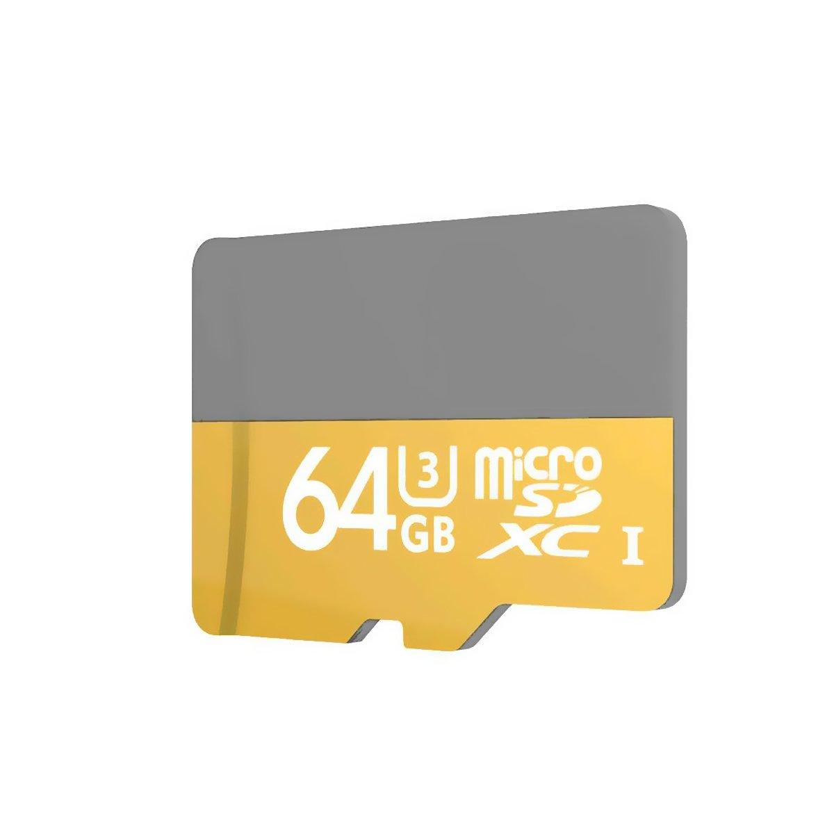 64GB 100MB/s (U3) MicroSD EVO Select Memory Card with Adapter (003)