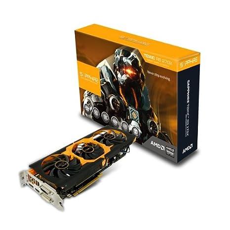 Sapphire Toxic R9 270X 2GB GDDR5 - Tarjeta gráfica con Radeon R9 ...