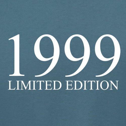 1999 Limierte Auflage / Limited Edition - 18. Geburtstag - Damen T-Shirt - Indigoblau - XXL