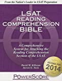[(The Powerscore LSAT Reading Comprehension Bible)] [Author: David M Killoran] published on (November, 2014)