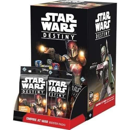Fantasy Flight Games Star Wars Destiny: Empire at War Booster Pack Display (36) (Star Wars Destiny Spirit Of The Rebellion)