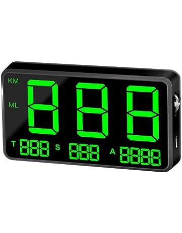 Cuentakilómetros para coche | Amazon.es