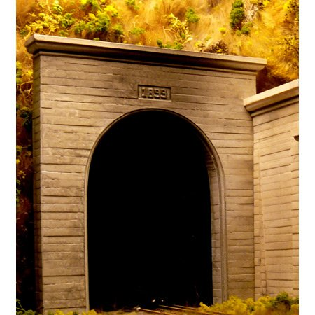N Single Concrete Tunnel Portal (2), Chooch Enterprises, CCH9720