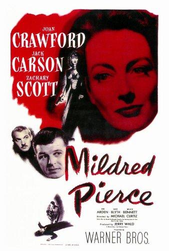 Mildred Pierce Poster - Mildred Pierce - Movie Poster - 27 x 40