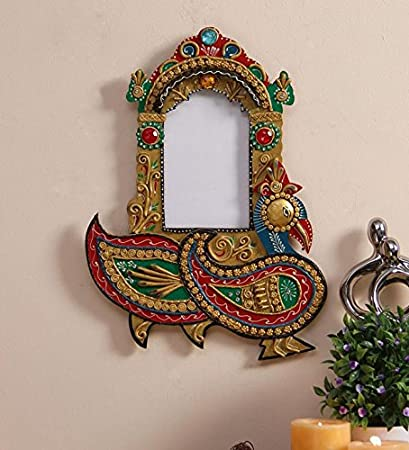 Amazon Com 999store Indian Handicrafts Rajasthani Wall Home Decor