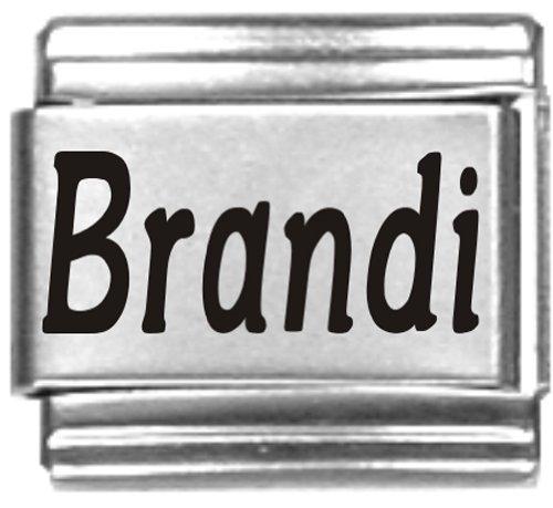 Brandi Laser Name Italian...