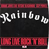 long live rock 'n' roll LP
