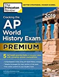 Cracking the AP World History Exam 2019, Premium