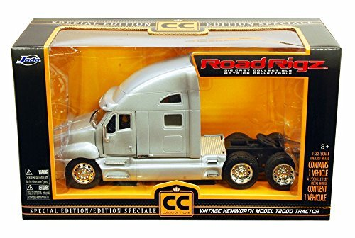 Scale Diecast Kenworth T2000 Trailer - 2