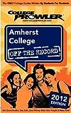 Amherst College 2012, Lem Atanga McCormick and Nadav Klein, 1427403309