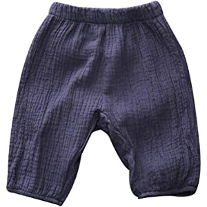 Hongyuangl Bloomers for Baby Girl Boy Cotton Underwear Briefs Panties Diaper Covers Shorts Training Pants
