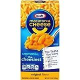 Kraft Macaroni & Cheese Dinner, 7.25 oz (Original Flavor, Pack Of 5)