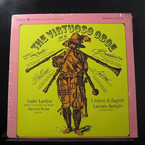 (The Virtuoso Oboe Volume 4)