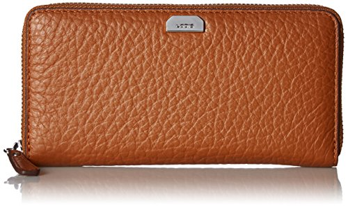 Borrego Under Lock & Key Joya Wallet Tof Wallet, Toffee, One Size by Lodis