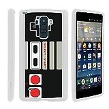 LG Stylus , Slim Sleek Plastic Case Hard + Screen Protector + Stylus Pen White – Game Controller