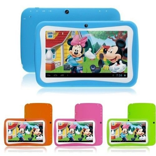 "7"" Wopad Kids Tablet Pc – Blue"