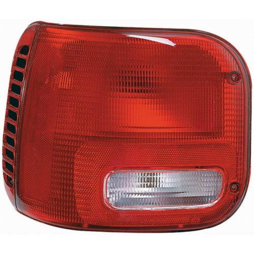 TYC 11-5348-01 Dodge Van Driver Side Replacement Tail Light Assembly
