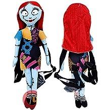 Nightmare Before Christmas Sally Plush Doll Backpack NBC Costumes Bag
