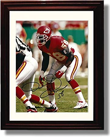 bf7334bfd7c Image Unavailable. Image not available for. Color  Framed Derrick Thomas  Autograph ...