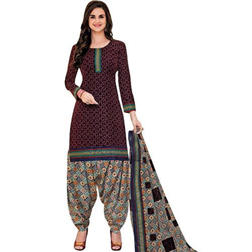 Indian Cotton Salwar Kameez - 4
