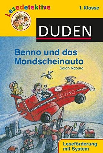 Lesedetektive - Benno und das Mondscheinauto, 1. Klasse