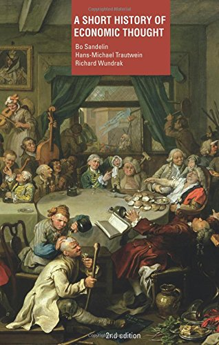 A Short History of Economic Thought 2nd Edition