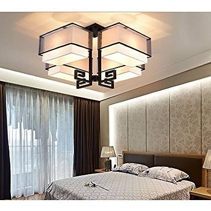 Luces de techo $ Minimalista Chino Oriental Clásico Salón ...