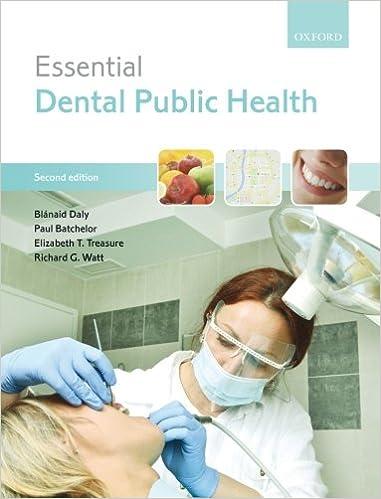 Essential Dental Public Health, 2nd Edition - Original PDF
